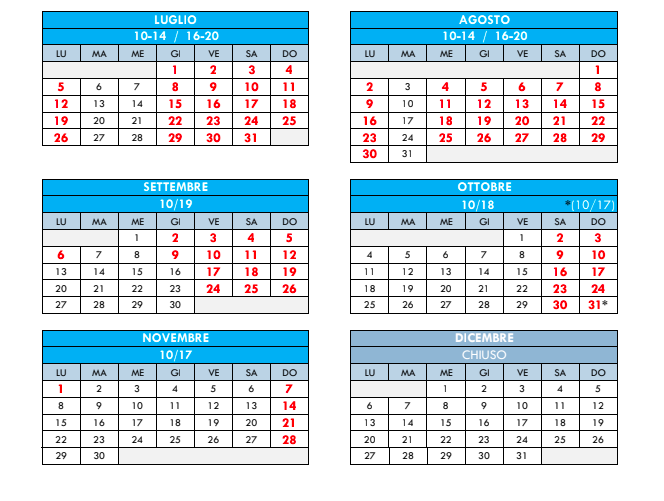 Calendario Flying in The Sky 2021