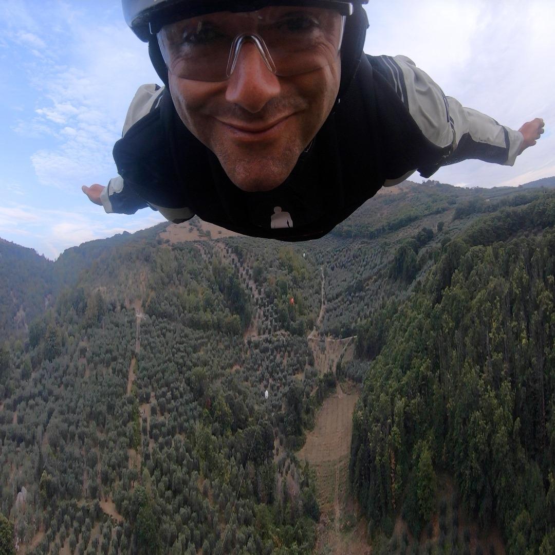 Flying in The Sky VIII tappa di tototravel